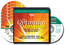 Optimism Advantage CDs Audio Program