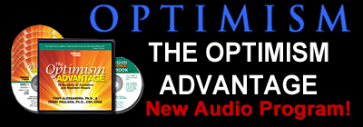 The Optimism Advantage Book